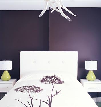 Designer Bedroom Ideas on Purple Bedroom Ideas For Purple Lovers   Interior Design Ideas